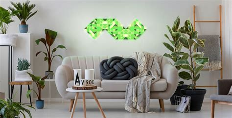 LeMetric Sky is smart lighting wall art to compete with