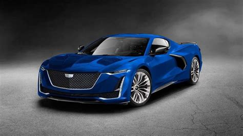What would a 2021 Cadillac XLR roadster look like?