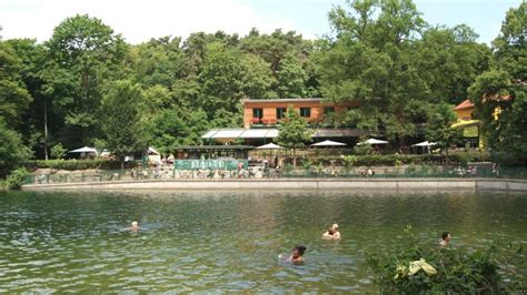 Schlachtensee - Southern Bank - Bathing Lakes | top10berlin