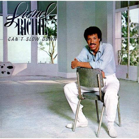 Can'T Slow Down - Lionel Richie mp3 buy, full tracklist