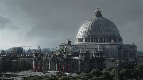 New Reichstag Building! Love it! : maninthehighcastle