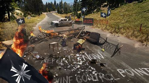 Far Cry 5 highlights the contradiction at the heart of the