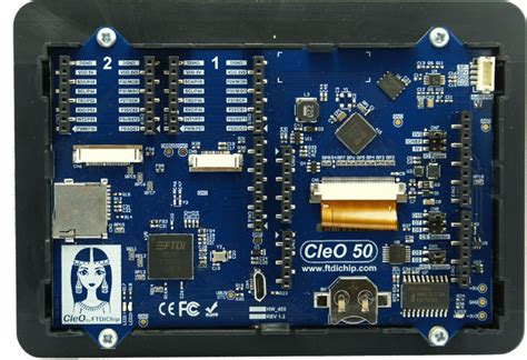 Arduino TFT Display Shield Includes CAN Bus Interface