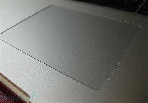 """Synaptics shows off new MacBook-style """"ClickPad"""