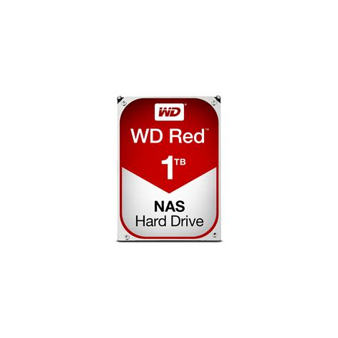 Disque dur WESTERN DIGITAL Red 1 To