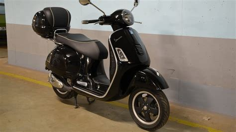 Vespa GTS 300 Air Filter Replacement - YouTube