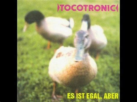 Tocotronic - Es ist egal, aber - YouTube