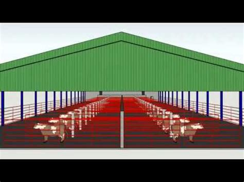 Shed Layout created with Google Sketchup - YouTube