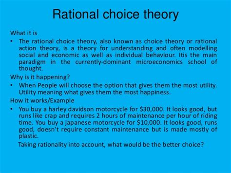 Public policy theory