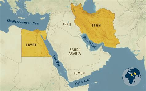 IRAN ALLYING WITH EGYPT   theTrumpet