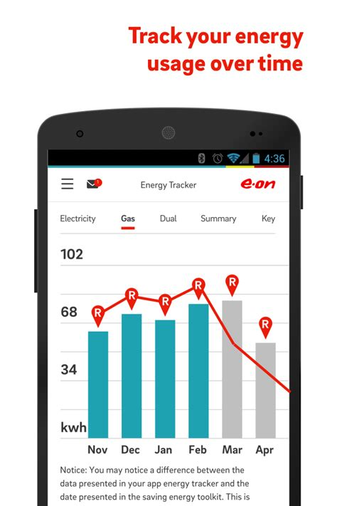 Manage your account on our app - Home Energy - E