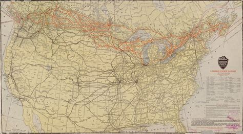 Canadian Pacific Railway and connecting lines | Library of