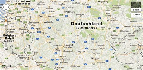 Germany ready to block Google Maps for patent infringement