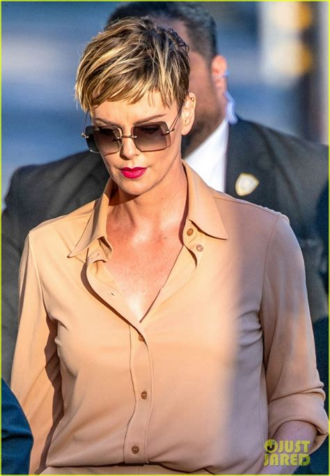 Charlize Theron Addresses Her Recent Hand Injury & the
