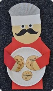 Community helpers craft idea for kids   Crafts and