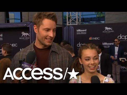 Why Justin Hartley Apologized to His Daughter