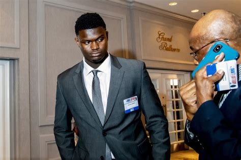 Zion Williamson Suing Florida Marketing Firm to End